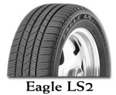 Goodyear 255/50 R19 EAG LS2 103V N0 FP M+S