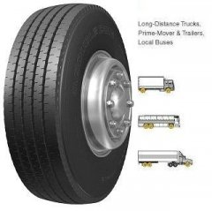 Double Coin 315/80 R22,5 RR202 156/152M
