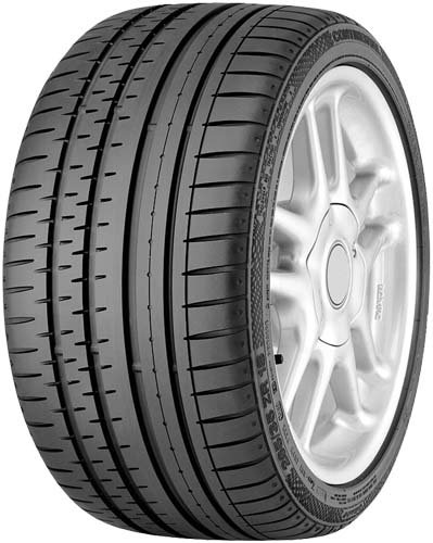 CONTINENTAL 215/40ZR16 86W XL FR ContiSportContact 2