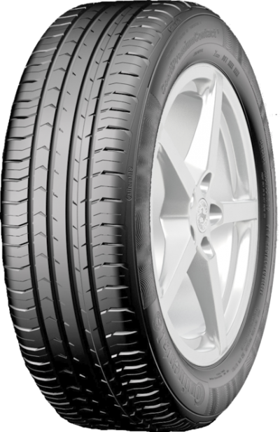 CONTINENTAL 225/60R17 99H ContiPremiumContact 5 SUV #