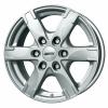ALUTEC Titan PS - strieborny  7x16 6x114,3 ET45 TIT70645X31-0