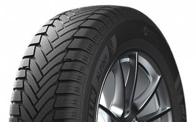 Michelin 195/65 R15 ALPIN 6 91T 3PMSF .
